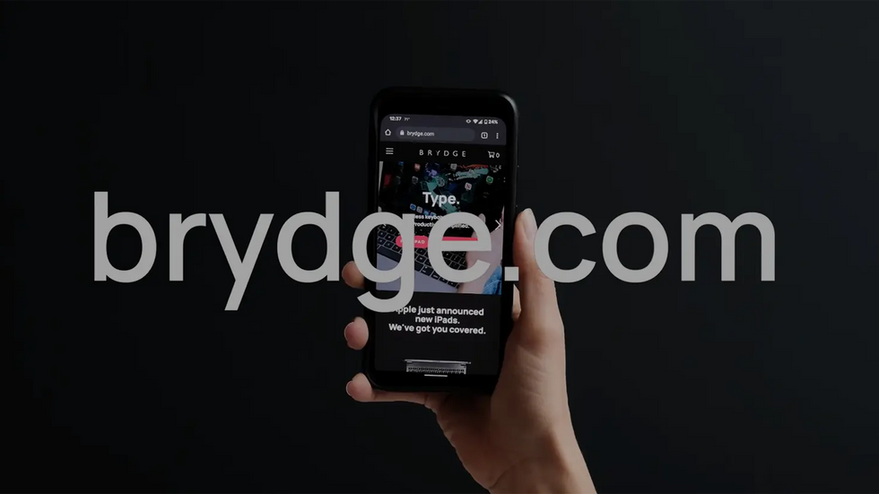 Brydge Website Video