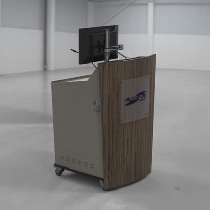 BGL-RNM01A - Monitor Pole
