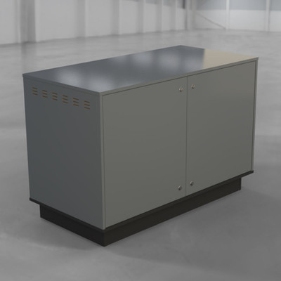 BG-RKM02-N800 - Gunmetal Grey