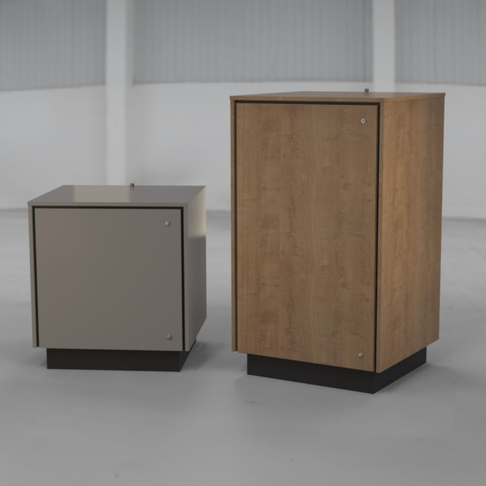 Opening Panel Rack - Large and Small