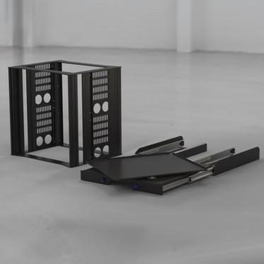 Removable Rack Frame