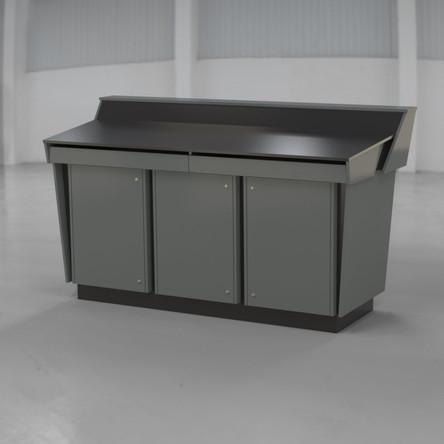 BGL-TM03A-Gunmental Grey