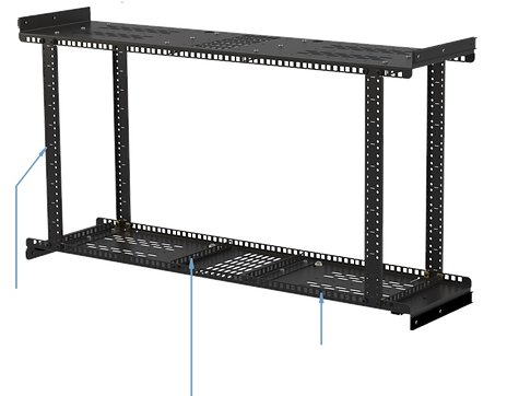 L-SERIES Version 1 Rack frame