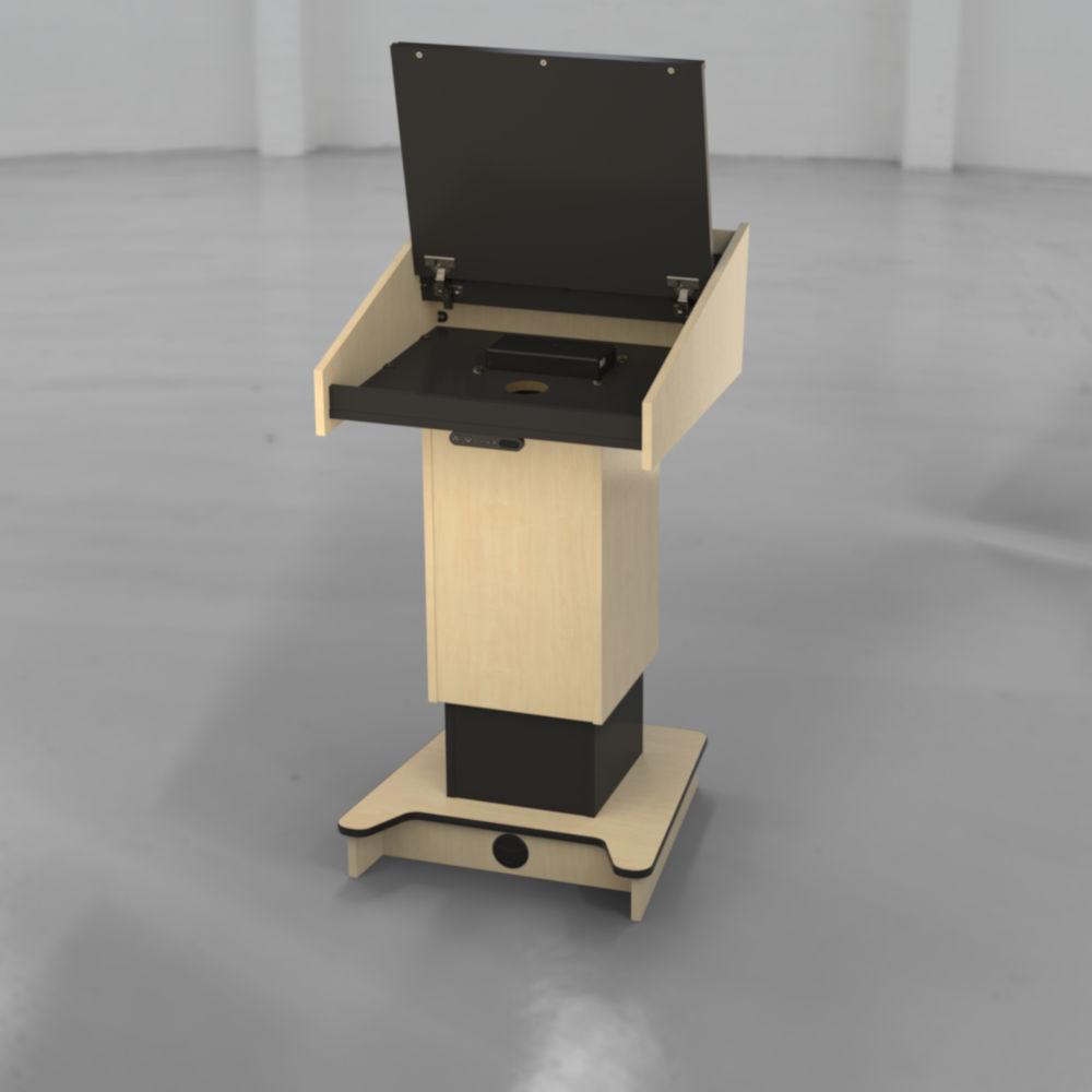BGL-PS200-VH Hinged Top