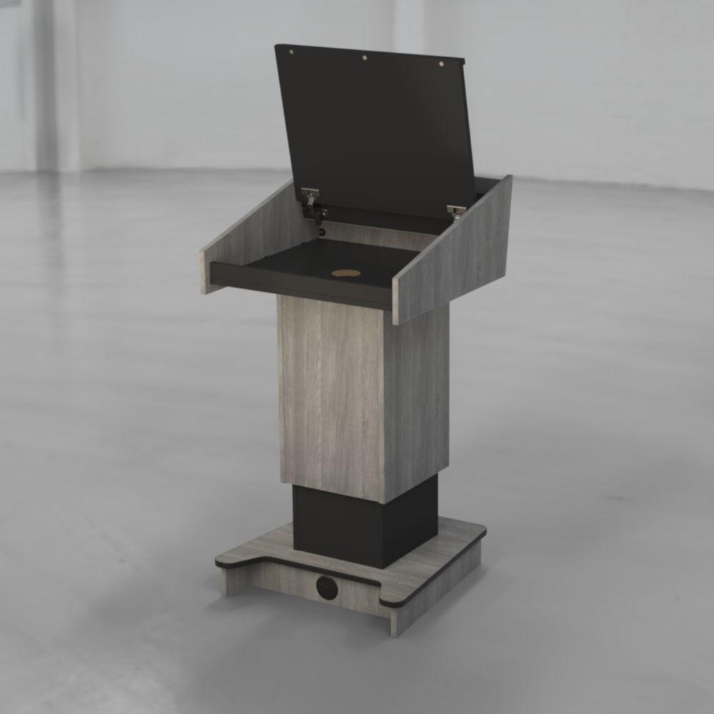 BGL-PS200-FH Hinged Top
