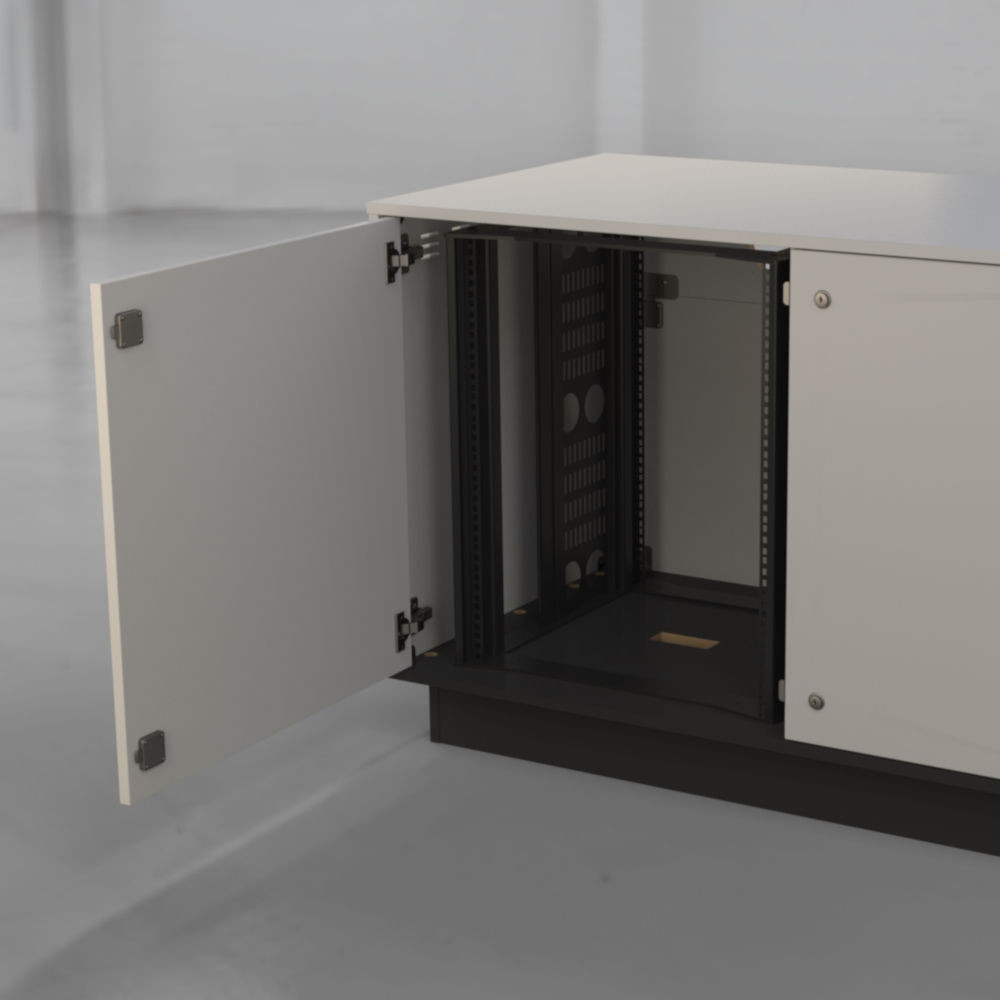 BG-RKM02-W800 With Rack Frame