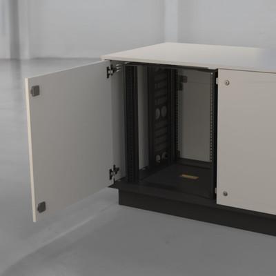 BG-RKM02-W800 With Rack Frame