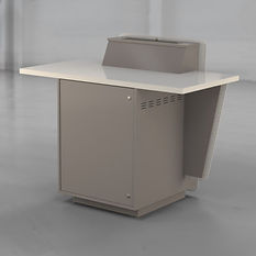 G-Series Single Bay - Menu - Presenter S