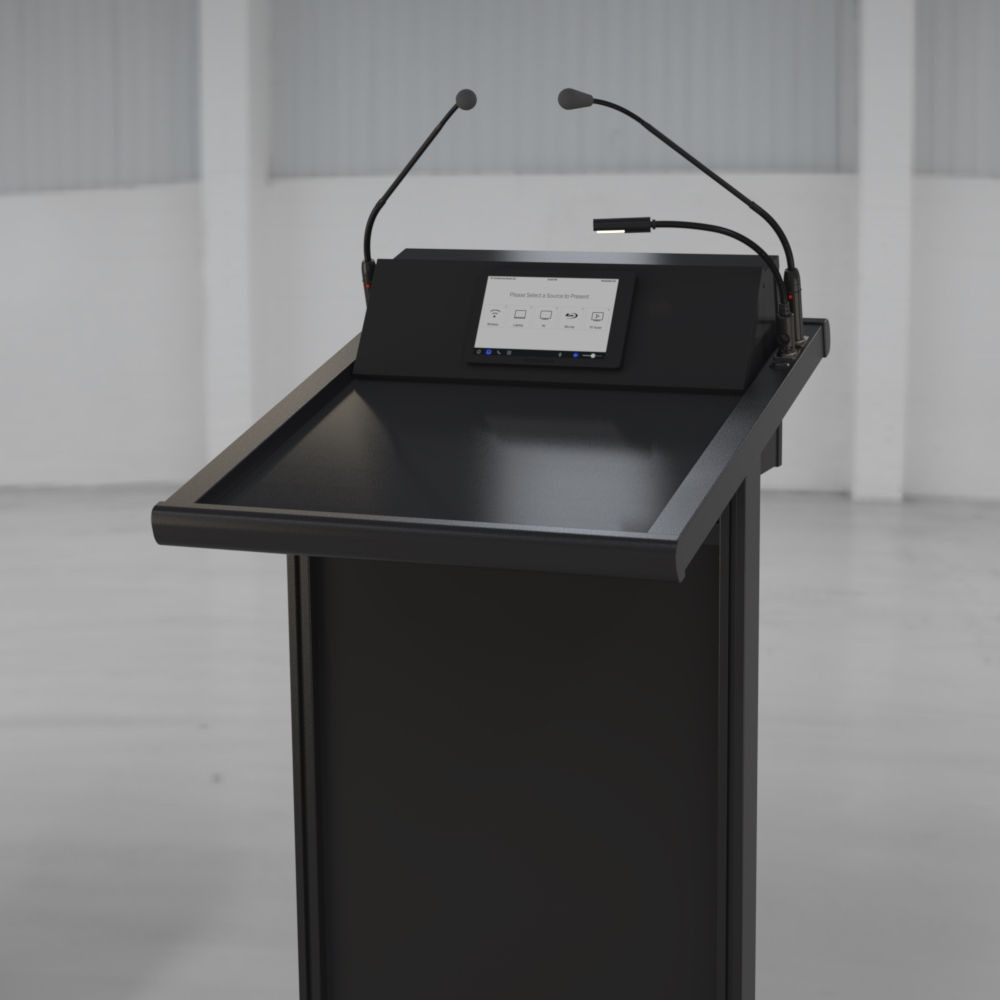 Tutor Control Panel Head