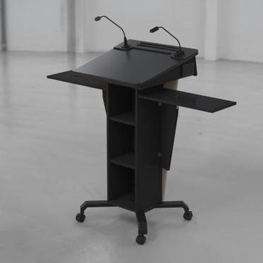 BGL-PS50-P-Castors-Ext Shelves Raised