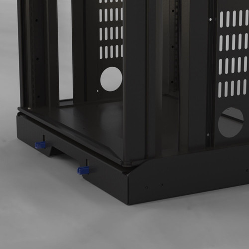 Pull Out Rack Locking levers