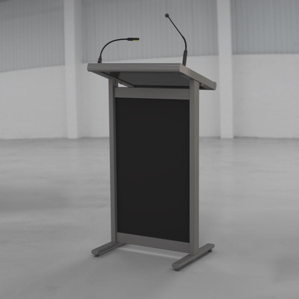 BGLA-TS - Audience Side - 1Mic and 1 LED