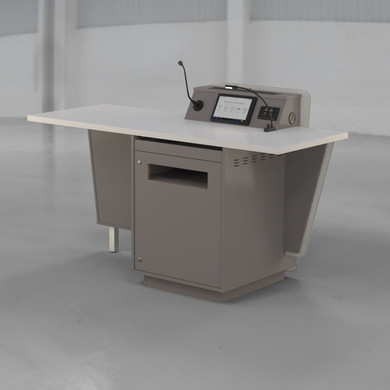 G-Series - Presenter Table various options