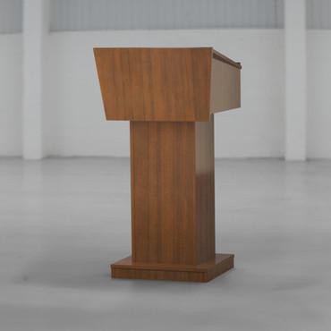 BGL-SBM-3 - Natural Teak - Audience Side