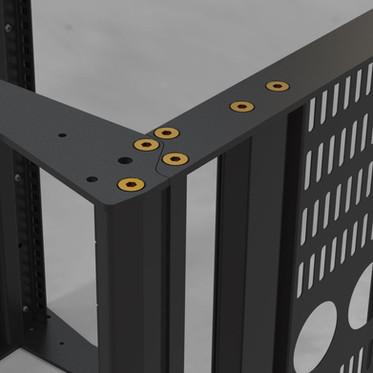 Slim Rack Screw Detail