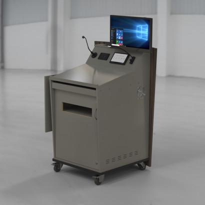BGL-RNM01A - Castor Wheels and Monitor