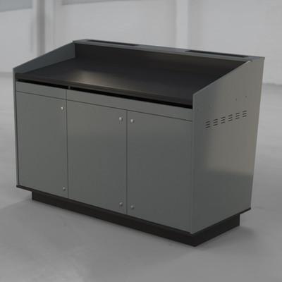 BGL-M03A - Gunmetal Grey