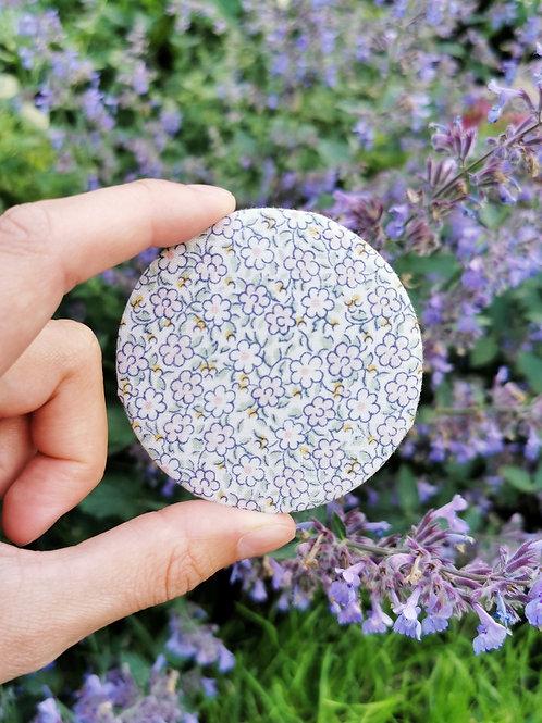 Compact Mirror - Ditsy Vintage Floral