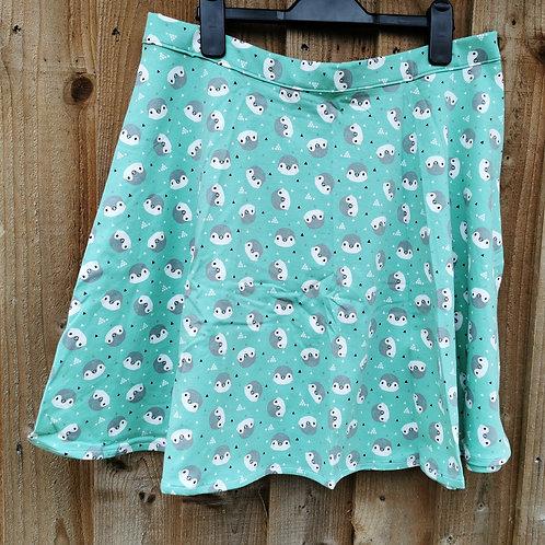Penguin Skater Skirt