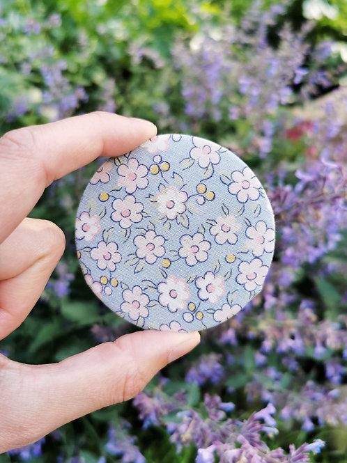 Compact Mirror - Vintage Floral