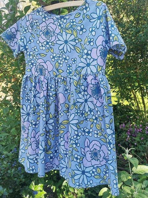 Floral Smock Dress - Size S/M