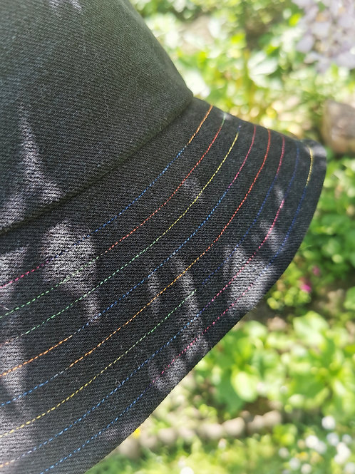 CUSTOM ORDER Hat - Bucket or Wide Brimmed