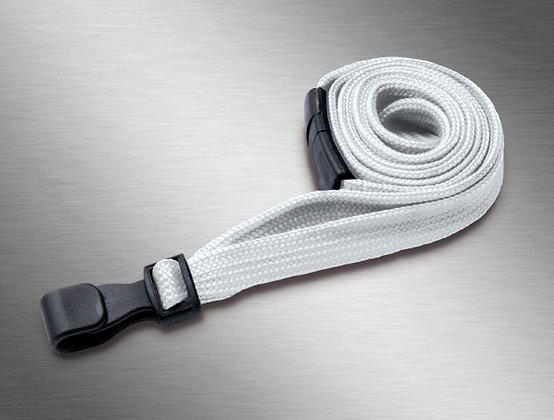 Premium Lanyard 10mm with Plastic Clip
