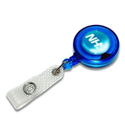 NHS ID Badge Reels x100