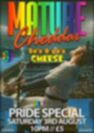 MATURE CHEDDAR