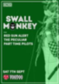 SWALL MONKEY