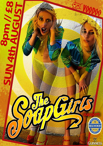 THE SOAP GIRLS