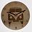 Thumbnail: Gelaserde klok in thema