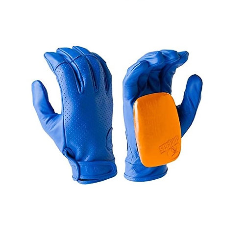 Sector 9 Driver Slide Glove (Blue)