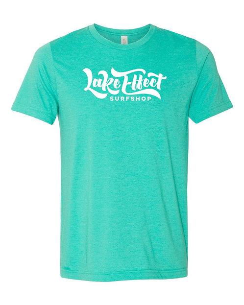 Lake Effect Unisex T-Shirt (Seafoam)