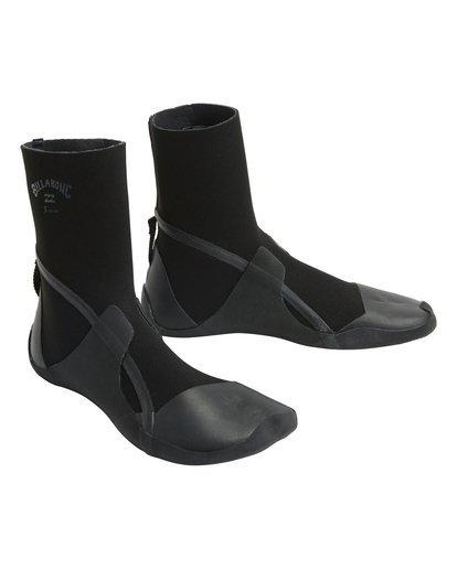 Billabong Mens 5mm Furnace Absolute Boots (Split Toe)