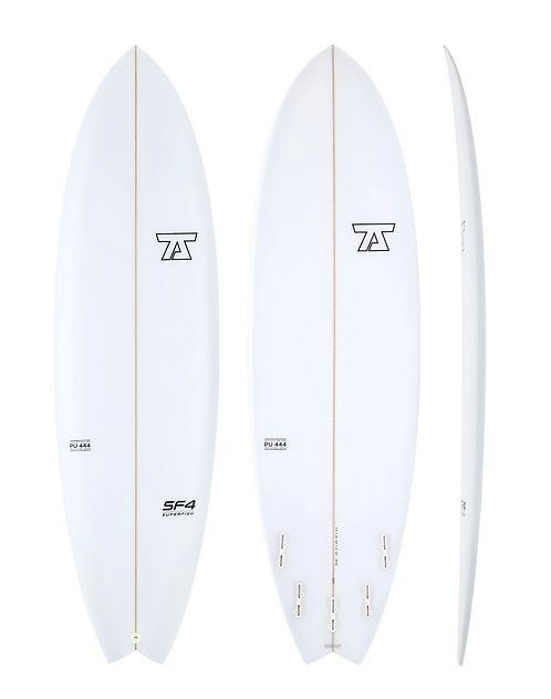 7S Superfish Four 7'0""