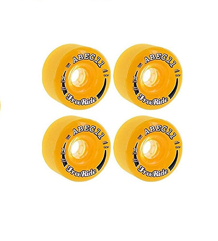 Abec 11 Freeride 70mm Longboard Wheels