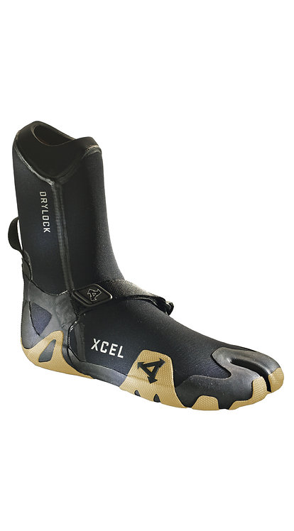 Xcel TDC Drylock Spit Toe Boot 3MM