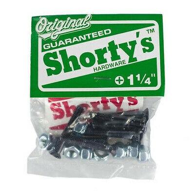 "Shortys Skateboard Hardware 1.25"""