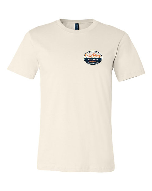 Lake Effect Retro Badge Unisex T-Shirt