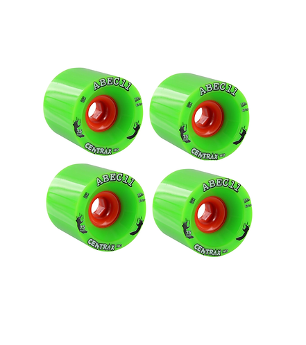 Abec 11 Centrax HD 75mm Longboard Wheels