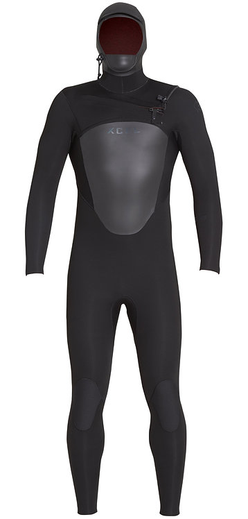 Xcel Axis 5/4 Mens Hooded Wetsuit