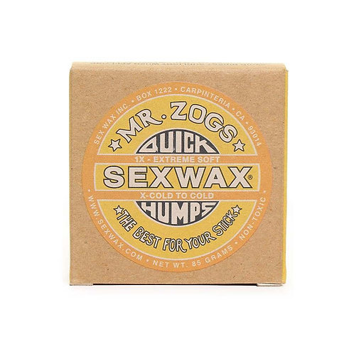 Mr Zogs Sex Wax Quick Humps X-Cold Surf Wax