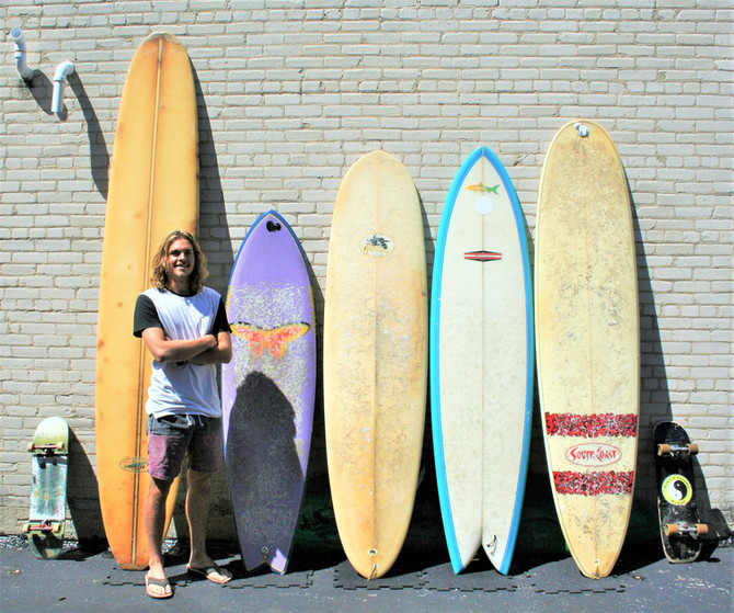 BEER CITY QUIVERS: CHRISTIAN PERRY