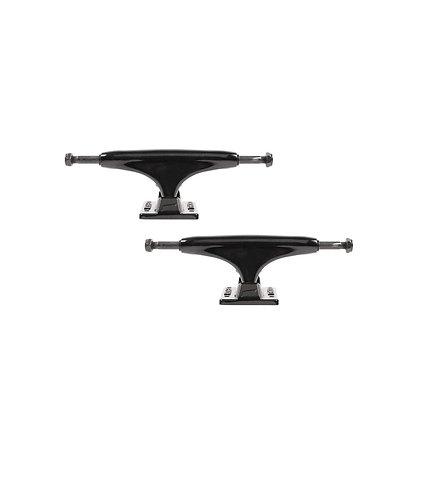 Tensor Alloy Skateboard Trucks (Black)