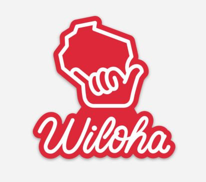 Wiloha Classic Magnet (Red)