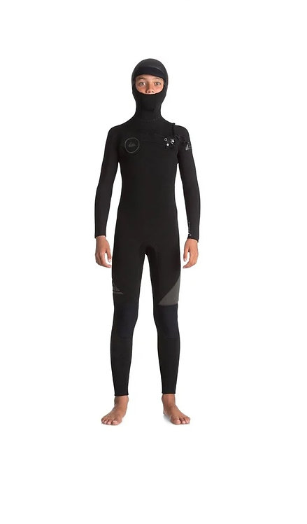 Quiksilver Youth 5/4/3 Syncro Hooded Wetsuit