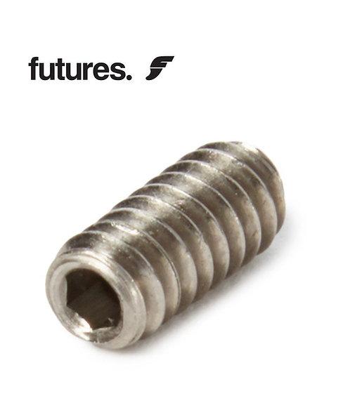 Futures/Single Tab Style Fin Screw