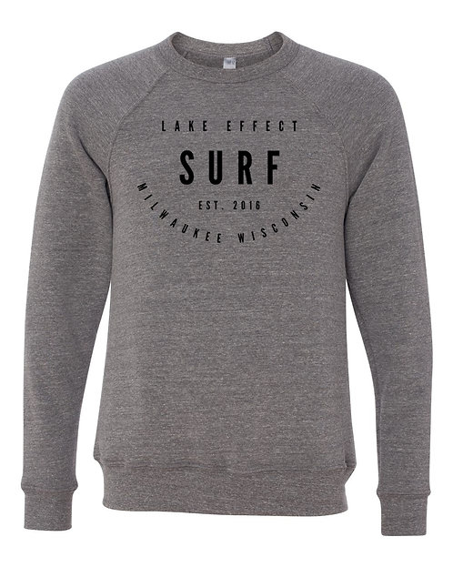 Lake Effect Base Crewneck Sweatshirt (Grey)