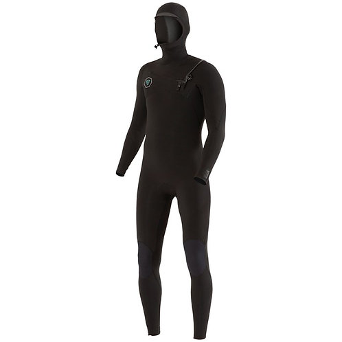 Vissla 6/5mm Seven Seas Hooded Wetsuit
